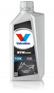 VALVOLINE SynPower Fork Oil SAE 10W do amortyzatorów