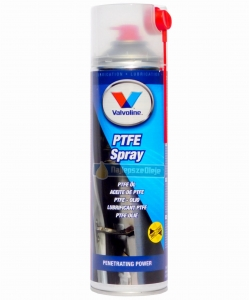 VALVOLINE PTFE spray 500 ml - smar teflonowy