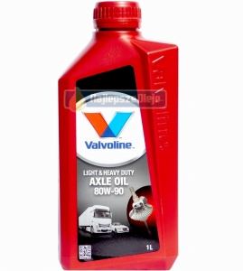 VALVOLINE Heavy Duty Axle Oil GL-5 80W90 GL5 1L