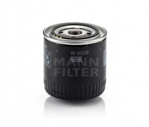 FILTR OLEJU MANN FILTER W920/6 - DODGE JEEP CHRYSLER FORD